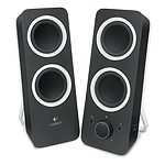 Logitech Multimedia Speakers Z200 Negro