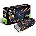 ASUS GTX760-DC2T-2GD5 - GeForce GTX 760 2 Go