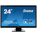 "iiyama 23.6"" LED Tactile - ProLite T2452MTS-3"