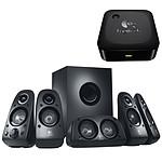 Logitech Speaker System Z506 + Logitech Wireless Adapter