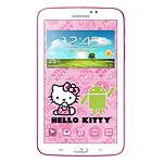 """Samsung Galaxy Tab 3 7"""" SM-T2100 8 Go Hello Kitty Edition"""