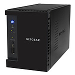 Netgear ReadyNAS 102 2 baies 4 To (2x 2 To)