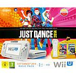 Nintendo Wii U 8 Go Basic Pack + Nintendo Land + Just Dance 2014