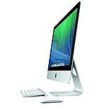 Apple iMac 21.5 pouces (ME087F/A) + AppleCare Protection Plan 3 ans