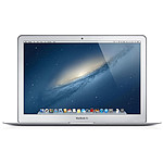 "Apple MacBook Air 11"" (MD711F/B) + AppleCare Protection Plan 3 ans"