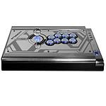 QanBa Q2 Pro LED Arcade Stick Silver (PS3/PC)