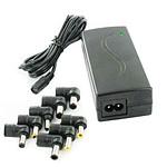 Chargeur secteur universel pour PC portable