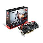 MSI Radeon R9 280X Gaming 3G + Battlefield 4*