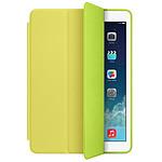 Apple Smart Case Cuir Jaune iPad Air (MF049ZM/A)