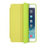 Apple Smart Case Cuir Jaune iPad mini (ME708ZM/A)