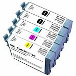 LDLC pack économique compatible Epson T071 (2 BK + C + M + Y)