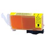 Cartouche compatible CLI-521Y (Jaune)