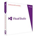 Microsoft Visual Studio Professional 2013 avec MSDN