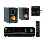 Pack Chaîne Hi-fi Sony STR-DH130 + Advance Acoustic WTX 500 + Klipsch RB-41 MKII (par paire)
