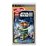 LEGO Star Wars 3 : The Clone Wars PSP Essentials (PSP)