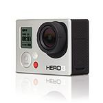 GoPro HERO 3 : White Edition 2014  Boîtier Slim