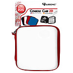 Subsonic Console Case Blanc (Nintendo 2DS)