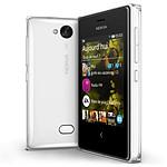Nokia Asha 503 Blanc