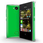 Nokia Asha 503 Vert