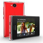 Nokia Asha 503 Rouge