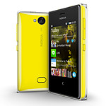 Nokia Asha 503 Jaune