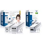 Devolo dLAN 500 AV Wireless+ Starter Kit + Devolo dLAN 500 duo+