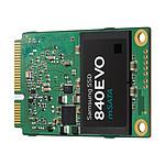 Samsung SSD 840 EVO 120 Go mSATA