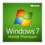 Microsoft Windows 7 Édition Familiale Premium SP1 OEM (DVD) 64 bits (français)
