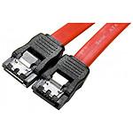 Câble SATA avec verrou (50 cm)