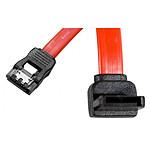 Cable SATA angular hacia arriba con bloqueo (50 cm)