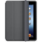 Apple iPad Smart Case Polyuréthane Gris Foncé