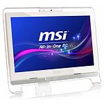 MSI Wind Top AE1921-429EU Blanc