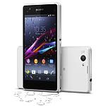 Sony Xperia Z1 Compact Blanc