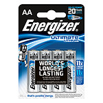 Energizer Ultimate Lithium AA (4 unidades)