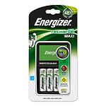 Energizer Maxi Charger + 4 piles AA LR06 2300 mAh