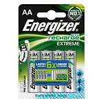 Energizer Accu Recharge Extreme AA 2300 mAh (par 4)