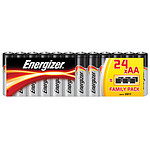 Energizer Classic Family Pack AA (par 24)