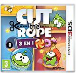 Cut The Rope : 3 en 1 (Nintendo 3DS/2DS)
