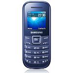Samsung E1200 Bleu Indigo