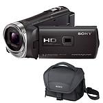 Sony HDR-PJ330E Pack Noir