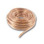Connect Research Câble Haut-Parleur 2 x 1.5 mm² - rouleau de 20 mètres