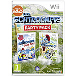 Les Schtroumpfs Party Pack : Dance Party et Les Schtroumpfs 2 (Wii)