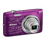 Nikon Coolpix S2800 Violet Lineart
