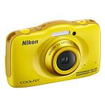 Nikon Coolpix S32 Jaune
