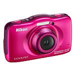 Nikon Coolpix S32 Rose