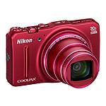 Nikon Coolpix S9700 Rouge