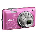 Nikon Coolpix S2700 Rose Line Art
