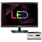 LDLC PC NUC-I3-4-H10S-LED