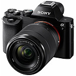 Sony Alpha 7 + Objectif 28-70 mm