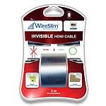 WireSlim Invisible HDMI Cable (2 mètres)